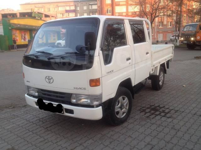 Toyota Dyna. Тойота Дюна 4вд, 3 000куб. см., 1 500кг., 4x4