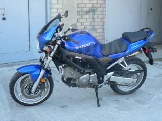Suzuki SV 650, 2005