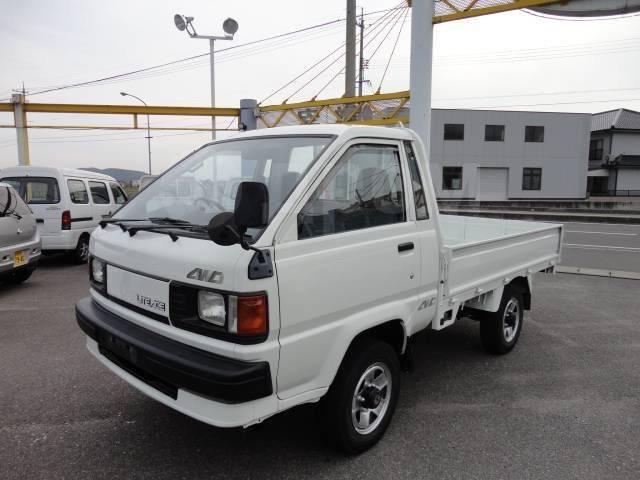Toyota Lite Ace. Отличный грузовик, 2 000куб. см., 850кг., 4x4. Под заказ
