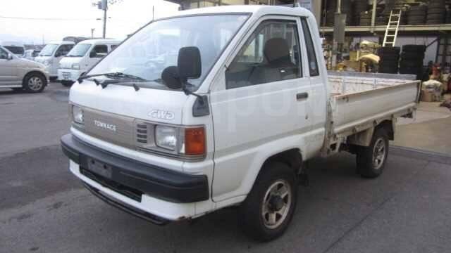 Toyota Lite Ace. Продам грузовик., 2 000куб. см., 750кг., 4x4. Под заказ
