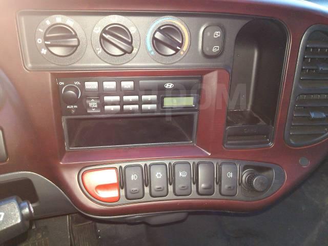 Hyundai HD78. лучшая модель фургона в Благовещенске, 3 907куб. см., 3 900кг., 4x2