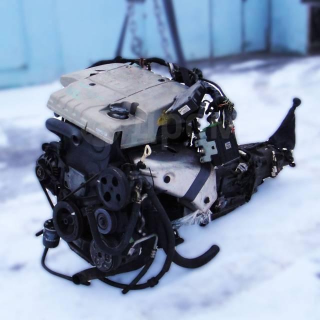 Двигатель в сборе. Mitsubishi Pajero Junior Mitsubishi Pajero Pinin 4G93