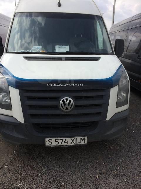 Volkswagen Crafter. Продаётся микроавтобус volkswagen crafter