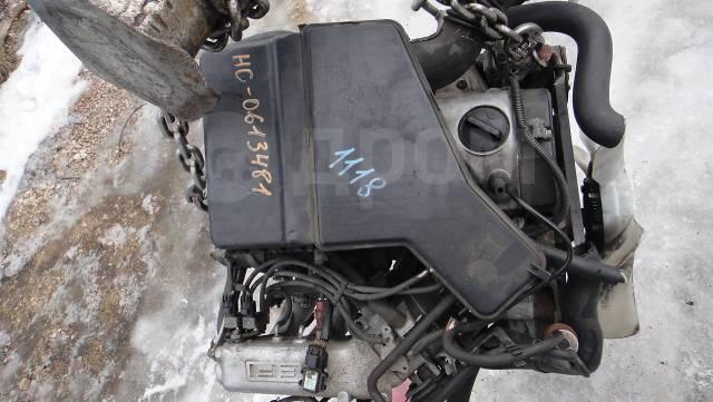 Двигатель в сборе. Toyota Cami, J100E HCEJ