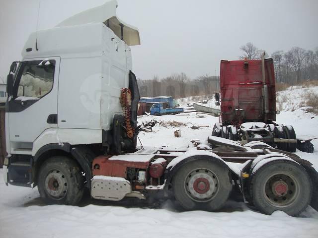 Renault. , 11 000куб. см., 18 310кг., 6x2