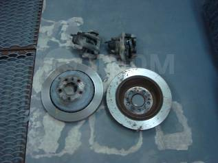Тормозные диски, суппорта Mercedes GL-500 W164, W251