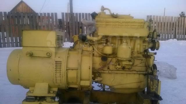 МТЗ 082. Дизельный электрогенератор.
