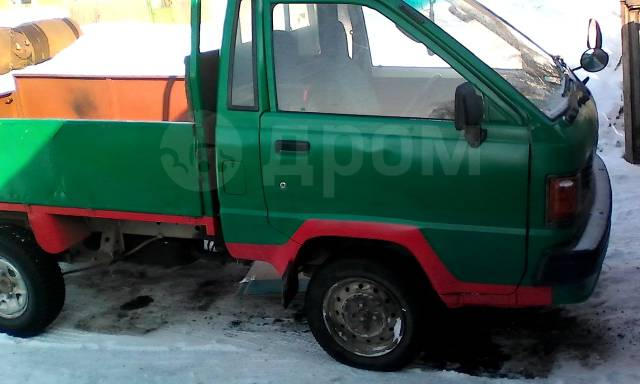 Toyota Lite Ace. Продам грузовик , 2куб. см., 1 000кг., 4x2
