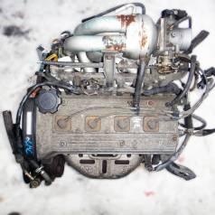 Контрактный б/у двигатель 4E-FE на Toyota