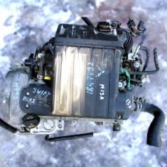 Контрактный б/у двигатель M13A на Suzuki