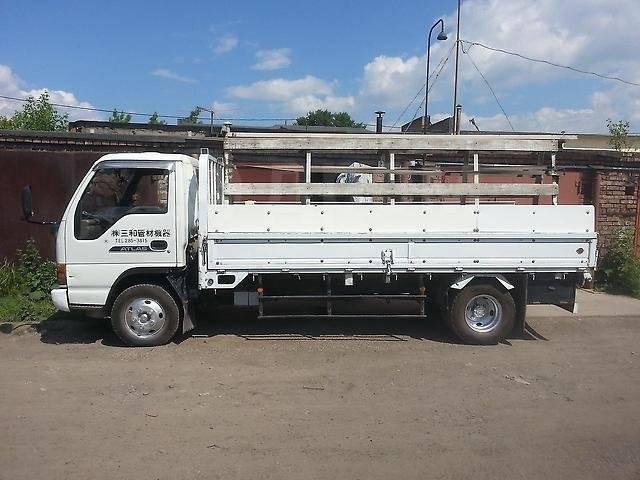 Nissan Atlas. Продам грузовик ниссан атлас длиннабазный 6м, 4 600куб. см., 3 000кг., 4x2