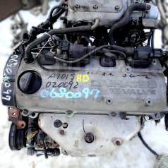 Контрактный б/у двигатель HD-E на Daihatsu