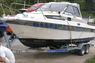 Прицеп для катера длиной до 25 футов (7,8м. ).