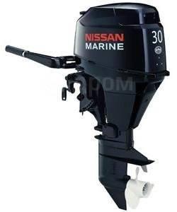 Nissan Marine. 2-тактный, бензиновый, нога S (381 мм), 2015 год. Под заказ из Владивостока