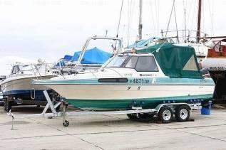 Прицеп для катера длиной до 23 футов (7м. )