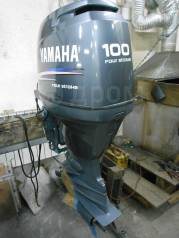 Лодочный мотор Yamaha F100AET