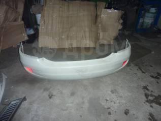 Бампер на Honda Civic EU1