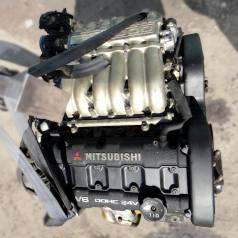 Контрактный б/у двигатель 6G72 на Mitsubishi
