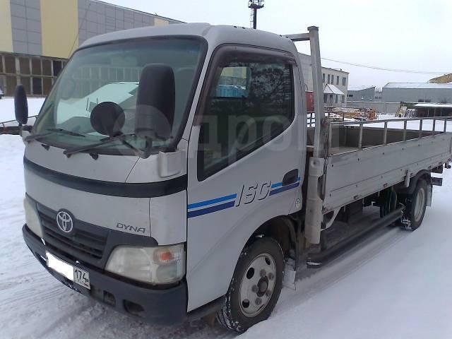Toyota Dyna. Продается грузовик Toyota Duna, 4 000куб. см., 2 000кг., 4x2