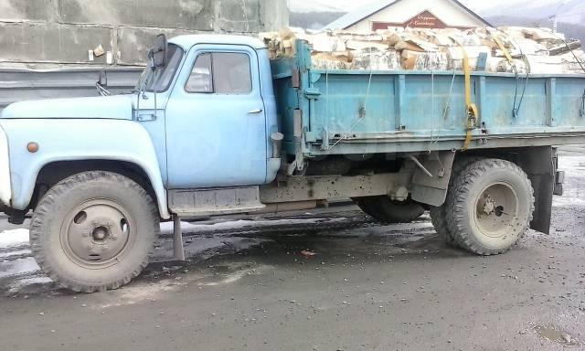 ГАЗ 3507. Газ самосвал, 4 250куб. см., 4 000кг., 4x2