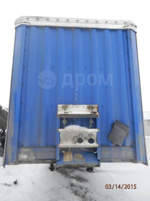 Krone SDP27. Продается полуприцеп, 22 000кг.