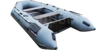 Скидка 15%! Лодка ПВХ Хантер 340 (серый)