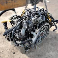 Контрактный б/у двигатель EJ202 на Subaru
