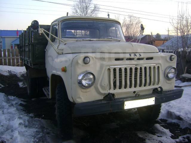 ГАЗ 52. Продаётся грузовик , 3 000куб. см., 2 500кг., 4x2