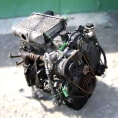 Контрактный б/у двигатель 1KZ-TE на Toyota
