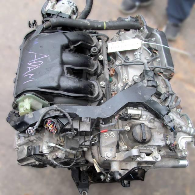 Контрактный б/у двигатель 2GR-FE на Toyota Lexus
