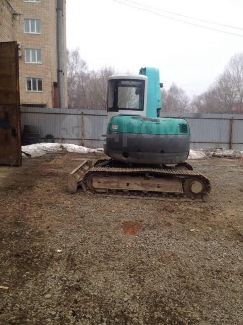Kobelco. sk 75ur, 0,33куб. м.