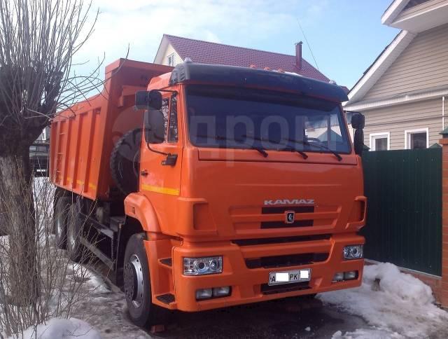 КамАЗ 6520. Продаётся грузовик КамАЗ - 6520 ( Самосвал ) ., 400куб. см., 20 000кг., 6x4
