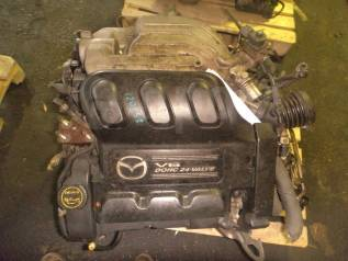 Контрактный б/у двигатель AJ на Mazda