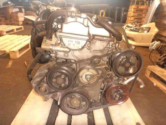 Контрактный б/у двигатель K3-VE на Daihatsu