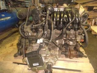 Контрактный б/у двигатель QR20-DE на Nissan.