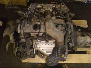 Контрактный б/у двигатель F8 на Mazda