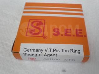 Кольца ЦПГ Suzuki Address100 (std) 100cc. Отправка в регионы.