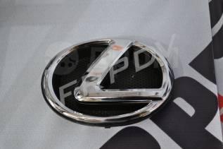 Эмблема решетки Lexus LX570 12~ рестайлинг