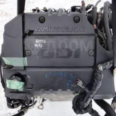 Контрактный б/у двигатель 4G93 GDI 3 на Mitsubishi