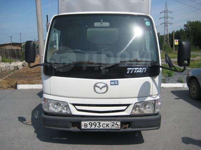 Mazda Titan. Продается грузовой -фургон , 3 000куб. см., 1 800кг., 4x2