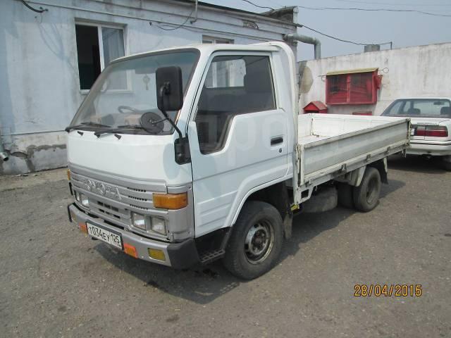 Toyota Dyna. Продам тойота дюна 1990 г., 2 500куб. см., 1 500кг., 4x2