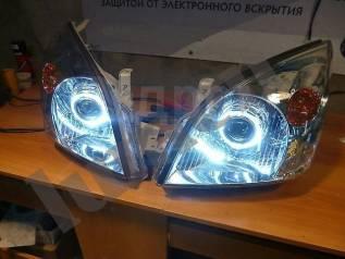 Ангельские Глазки -ксенон-Установка линз LED -Ремонт фар-тюнинг оптики