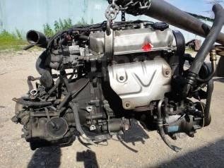 Контрактный б/у двигатель 6A11 на Mitsubishi
