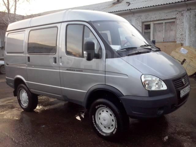 ГАЗ 27527. , 2 900куб. см., 800кг., 4x4