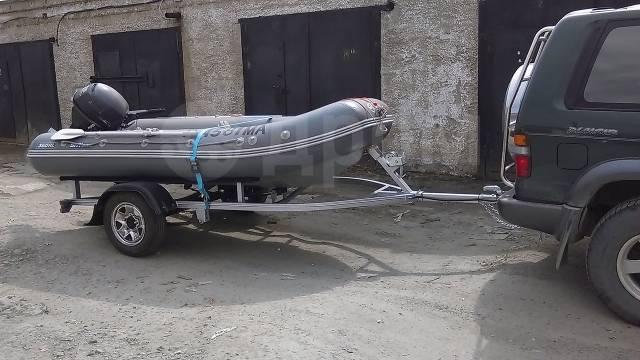 Skyboat. 2012 год, длина 3,60м., двигатель подвесной, 15,00л.с., бензин