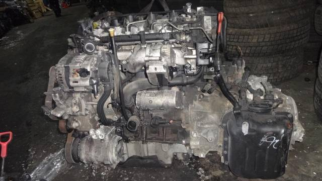 Двигатель в сборе. Hyundai: NF, Elantra, Tucson, i30, Trajet, Sonata, Santa Fe D4EA