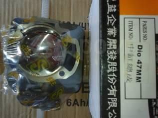 Цилиндр с поршневой 47mm Honda Dio AF-18/27 50cc. Отправка в регионы