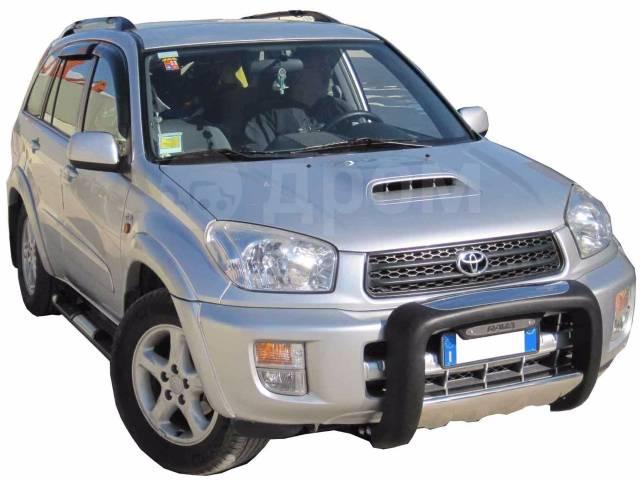Фары Тойота РАВ 4 2002