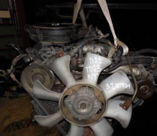 Двигатель на Nissan Datsun pmd21 TD23