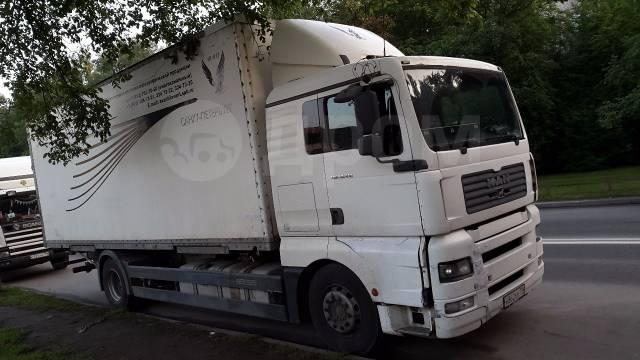 MAN TGA 18.430 4x2. Продам грузовик MAN TGA, 8 600куб. см., 11 000кг., 4x2